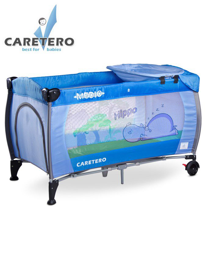 Caretero Medio blue
