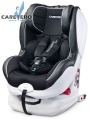 Caretero Defender Plus Isofix 2019 black + KAPSÁŘ ZDARMA