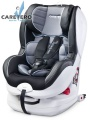 Caretero Defender Plus Isofix 2019 grey + KAPSÁŘ ZDARMA