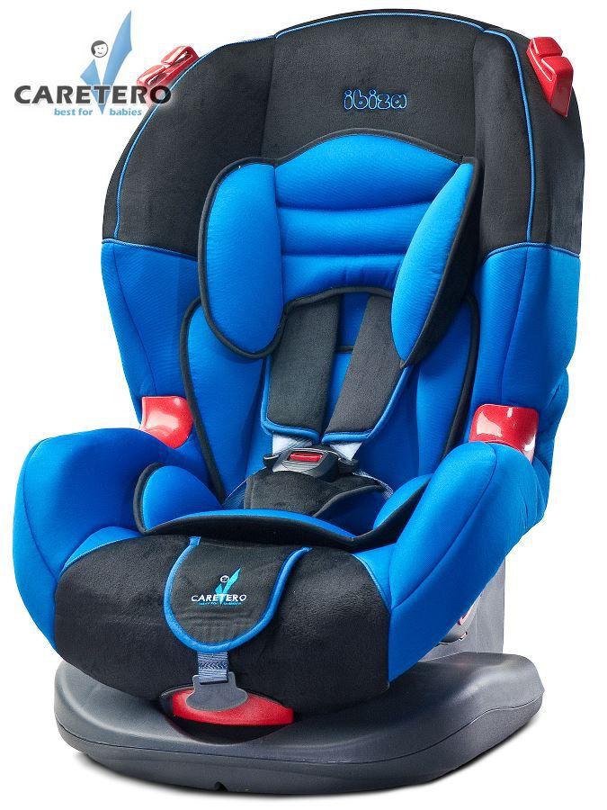 Caretero Ibiza New 2020 blue + u nás ZÁRUKA 3 ROKY a DÁREK