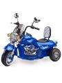 Toyz elektrická motorka Rebel modrá