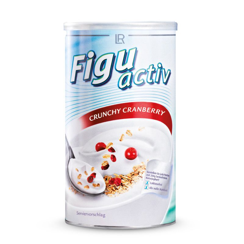 "FiguActiv Vital ""Crunchy Cranberry"" 450 g LR"