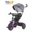 Toyz Dětská tříkolka Buzz purple
