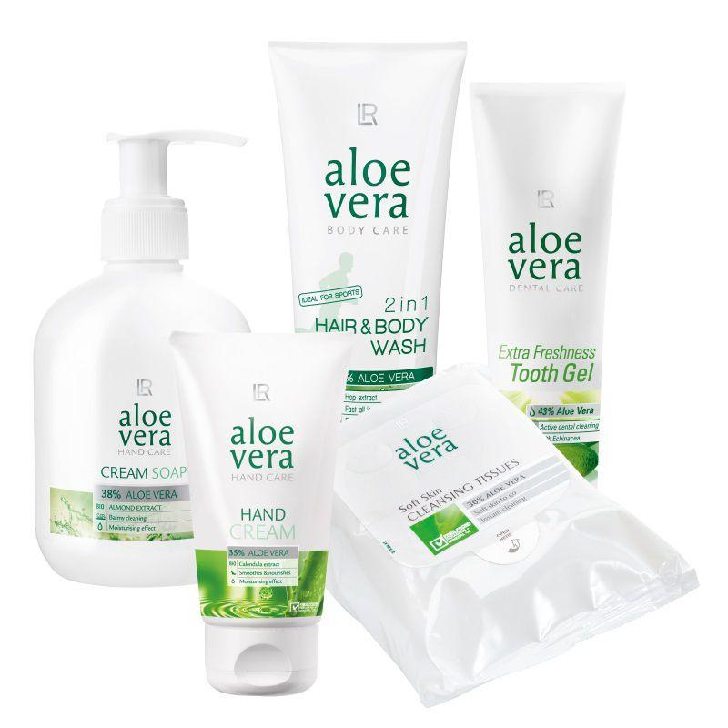 LR Aloe Vera Basic serie