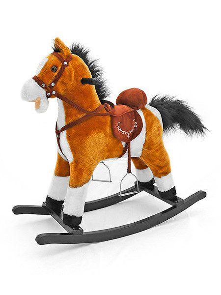 Milly Mally Houpací kůň Mustang světle hnědý