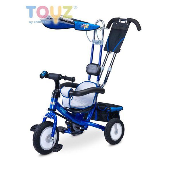Toyz Derby tříkolka Blue