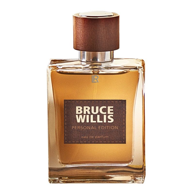 LR Bruce Willis Winter Edition parfémovaná voda 50 ml