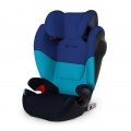 Cybex Solution M Fix SL 2021 Blue Moon + KAPSÁŘ ZDARMA