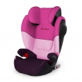Cybex Solution M Fix SL 2021 Purple Rain + KAPSÁŘ ZDARMA