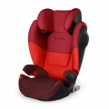 Cybex Solution M Fix SL 2021 Rumba Red + KAPSÁŘ ZDARMA