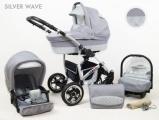Raf-pol Baby Lux Largo 2020 Silver Wave