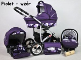 Raf-pol Baby Lux Largo 2021 Purple
