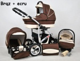 Raf-pol Baby Lux Largo 2021 Brown Cream
