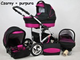 Raf-pol Baby Lux Largo 2021 Black Purple