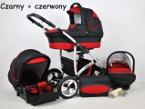 Raf-pol Baby Lux Largo 2021 Black Red