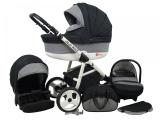 Raf-pol Baby Lux Alu way 2v1 2020 Carbon