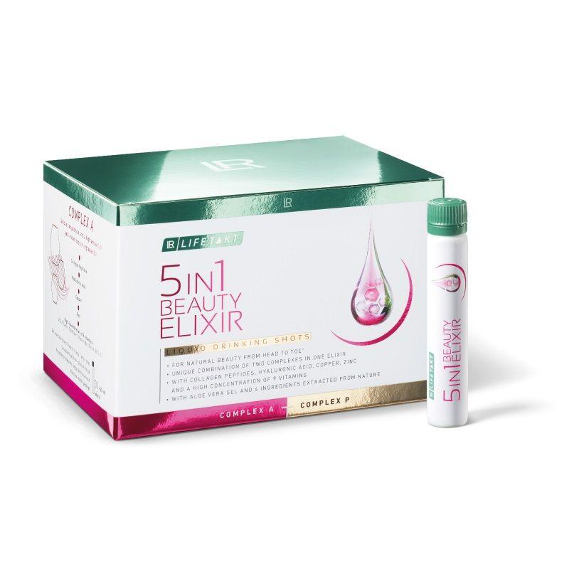 LR Health & Beauty LR LIFETAKT Beauty Elixir 30 x 25 ml