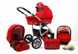 Raf-pol Baby Lux Largo 2020 Red Flowers