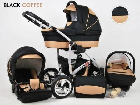 Raf-pol Baby Lux Largo 2020 Black Coffee + u nás ZÁRUKA 3 ROKY