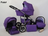 Raf-pol Baby Lux Qbaro 2019 Purple