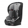 Kinderkraft Safety-Fix Isofix 2021 Black/Gray + KAPSÁŘ ZDARMA