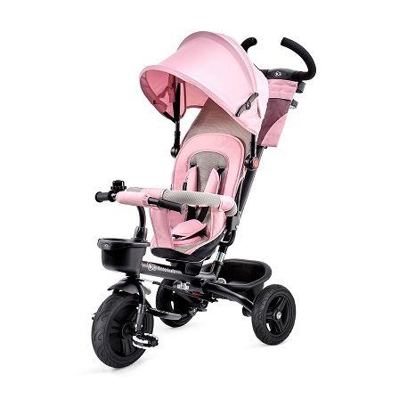 Kinderkraft Aveo Pink + u nás ZÁRUKA 3 ROKY