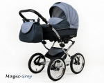 Raf-pol Baby Lux Margaret Chrome 2020 Magic grey