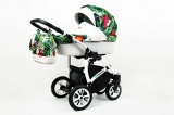 Raf-pol Baby Lux Tropical 2019 Parrots in the tropics