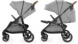 Kinderkraft Sport Grande LX 2020 Grey + u nás ZÁRUKA 3 ROKY