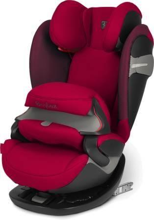 Cybex Pallas S-fix Ferrari 2021 Racing Red + u nás ZÁRUKA 3 ROKY a DÁREK