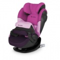 Cybex Pallas M Fix 2020 Purple Rain + KAPSÁŘ ZDARMA
