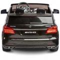Toyz elektrické autíčko Mercedes GLS63 2 motory bílá + u nás ZÁRUKA 3 ROKY