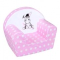 New Baby Zebra růžové