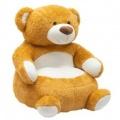 PlayTo dětské křesílko medvídek