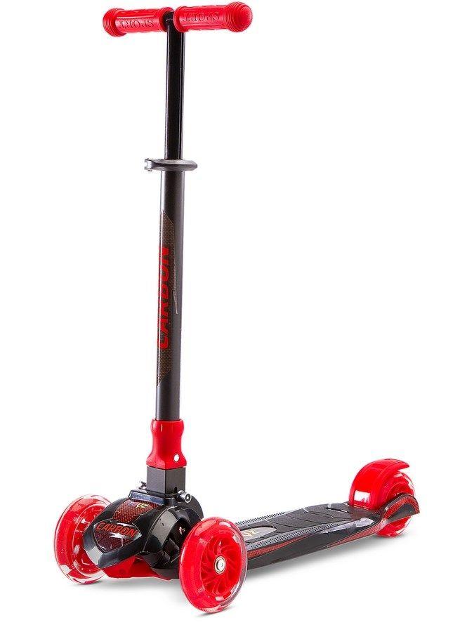 Toyz Carbon červená + u nás ZÁRUKA 3 ROKY