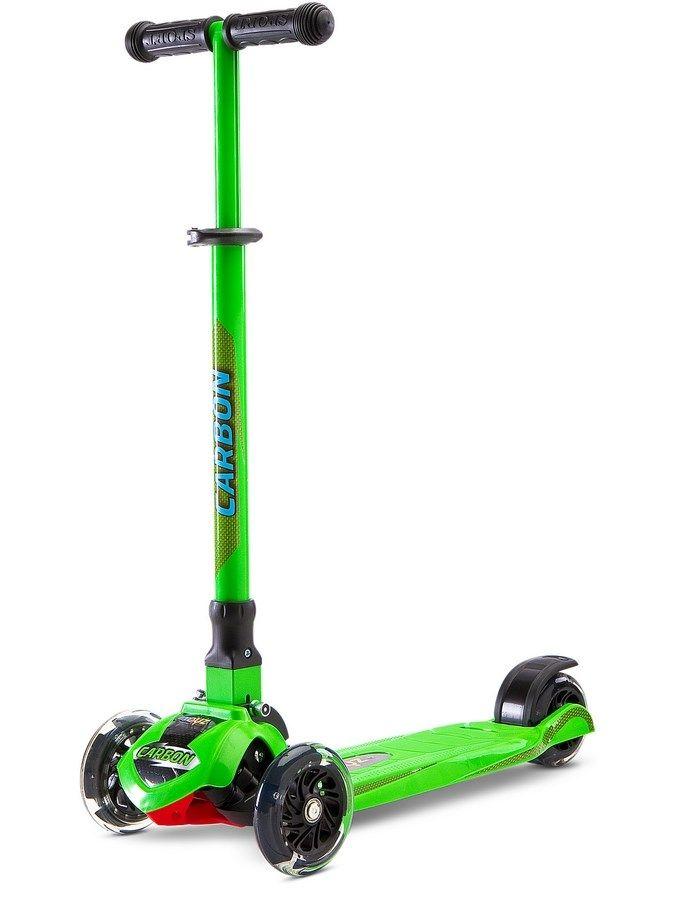 Toyz Carbon zelená + u nás ZÁRUKA 3 ROKY
