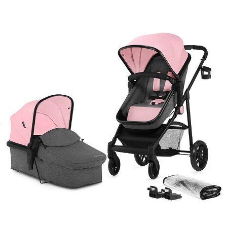 Kinderkraft Juli 2v1 2021 Pink + u nás ZÁRUKA 3 ROKY