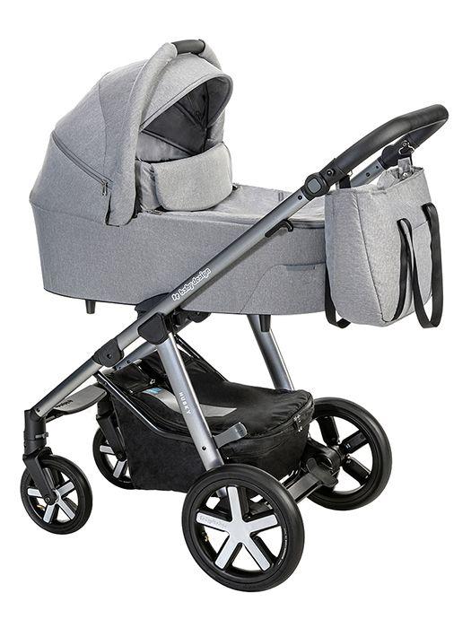 Baby Design Husky 107 silver gray 2021 + u nás ZÁRUKA 3 ROKY